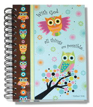 With God All Things Are Possible Journal  -