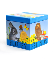 Fluffy Friends Book and Stacking Boxes   -     By: Maurice Pledger