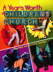 A Year's Worth of Children's Church  -     By: Lisa Flinn, Barbara Younger