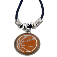 Mood Changer Basketball Pendant  -