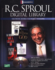 R.C. Sproul Digital Library on CD-ROM   -