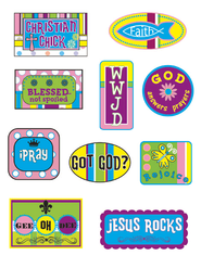 Christian Teen Magnet Set  -