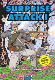 Surprise Attack! Battle of Shiloh  -     By: Larry Hama