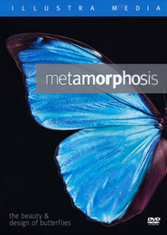 Metamorphosis: The Beauty & Design of Butterflies, DVD   -