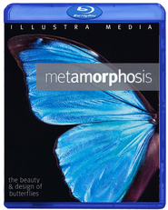Metamorphosis: The Beauty & Design of Butterflies, Blu-ray   -