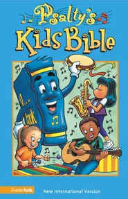 Psalty's Kids Bible Revised Hardcover 1984  -     Edited By: Ernie Rettino, Debbie Rettino     By: Ernie Rettino