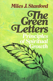 Green Letters, The   -     By: Miles J. Stanford