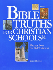 BJU Bible Truths Level D (Grade 10): Themes from the Old Testament  Student Worktext  -
