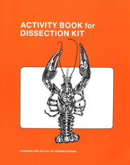 BJU Activity Book for Dissection Kit Grade 10   -