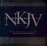 NKJV New Testament on CD's   -     Narrated By: Eric Martin     By: Eric Martin