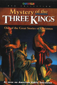 Mystery of the Three Kings, DVD   -