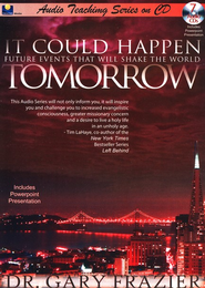 It Could Happen Tomorrow Audio Study Series on CD  -     Narrated By: Dr. Gary Frazier     By: Dr. Gary Frazier