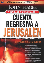 Cuenta Regresiva a Jerusalén Audiolibro en MP3  (Jerusalem Countdown MP3 Audiobook), CD  -     By: John Hagee