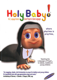 Holy Baby! Volume 1: Prayers in Seven Languages DVD  -