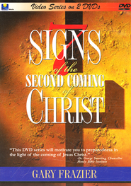 7 Signs of the Second Coming of Christ, 2 DVDs   -