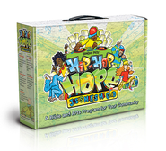 VBS 2013 Hip-Hop Hope: Jesus Makes Me Glad! - Starter Kit  -