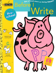 Before I Write (Preschool)  -     By: Lauel L. Arndt