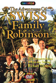 The Adventures of Swiss Family Robinson, 6-DVD Set   -