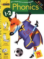 Phonics (Grades 1 - 2)  -     By: Betty Glennen