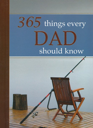 366 Things Every Dad Should Know Gift Book  -
