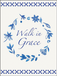 Walk in Grace Notes, Package of 10  -