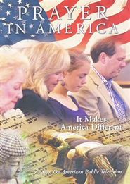 Prayer In America: It Makes America Different, DVD   -