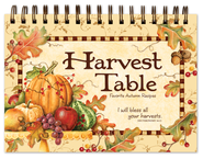 I Will Bless All Your Harvests Recipe Book  -