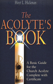 The Acolyte's Book   -     By: Hoyt L. Hickman