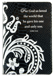 For God So Loved the World Pocket Journal  -