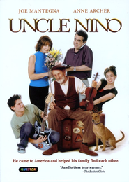 Uncle Nino, DVD   -
