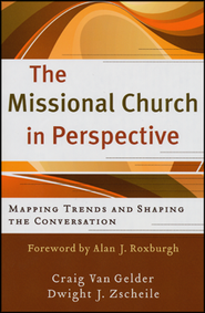 The Missional Church in Perspective: Mapping Trends and Shaping the Conversation - Slightly Imperfect  -     By: Craig Van Gelder, Dwight J. Zscheile