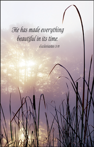 He Has Made Everything Beautiful Journal  -