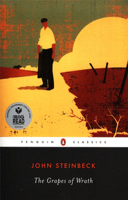 The Grapes of Wrath  -     By: John Steinbeck