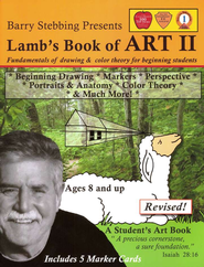 Lamb's Book of Art 2, Revised   -     By: Barry Stebbing
