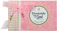 Wonderfully Made Brag Book, Pink  -