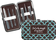 God Is the Strength Manicure Set  -