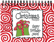 Happy Birthday Jesus Recipe Book  -              By: Carla Grogan