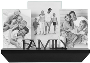 Family Shelf Photo Frame   -
