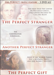 The Perfect Stranger/Another Perfect Stranger/The Perfect Gift,  Triple Feature DVD  -
