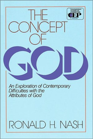 Concept of God, The   -     By: Ronald Nash