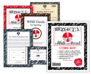 Spell to Write and Read Core Kit  -     By: Wanda Sanseri