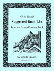 Suggested Book List  -     By: Wanda Sanseri