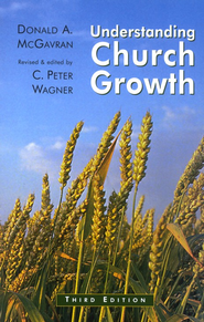 Understanding Church Growth, 3rd ed.   -     By: Donald McGavran, C. Peter Wagner