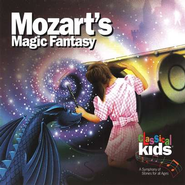 Mozart's Magic Fantasy        - Audiobook on CD         -     By: Classical Kids
