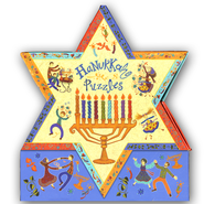 Hanukkah Puzzles  -     By: Karla Gudeon(Illustrator)     Illustrated By: Karla Gudeon