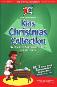 Kids Christmas Collection   -     By: Cedarmont Kids