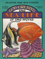 God Created Sea Life of the World   -     By: Earl Snellenberger