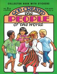 God Created the People   -     By: Earl Snellenberger