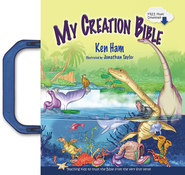 My Creation Bible   -     By: Ken Ham     Illustrated By: Jonathan Taylor