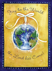 Earth Sings Christmas Card, Pack of 5  -